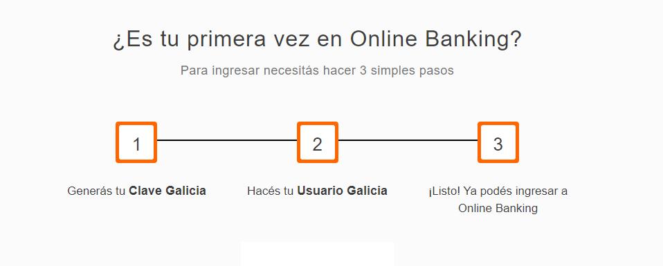 Galicia Home Banking: Consulta De Saldo