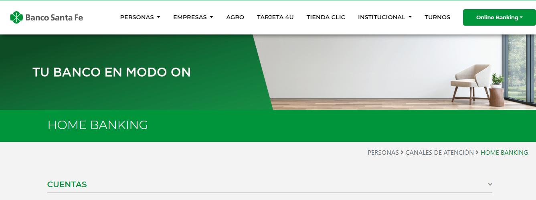 Cómo Hacer Para Averiguar Saldo Online En Banco Santa Fe