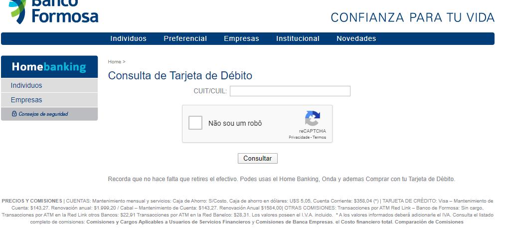Cómo Verificar Saldo Online En Banco Formosa