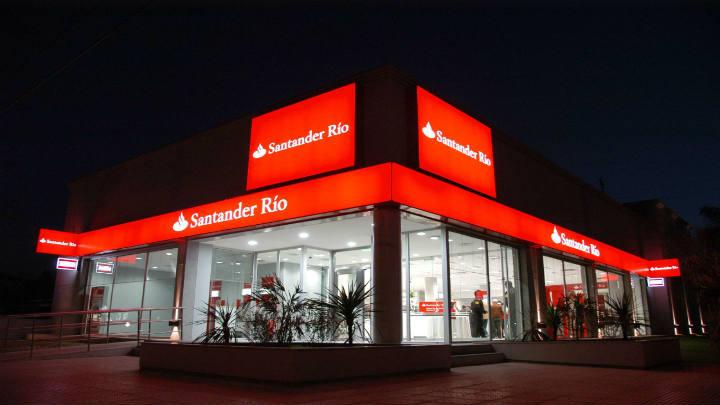 Santander Rio Online Banking y Consulta De Saldo Por Internet