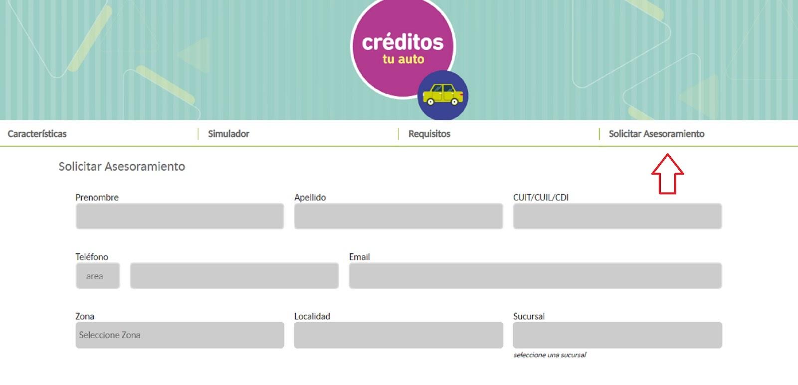 Cómo Pedir Un Crédito UVA En El Banco Provincia En Linea